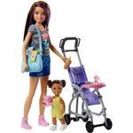 Dukketilbehør Mattel Barbie Skipper Babysitters Dukke Legesæt