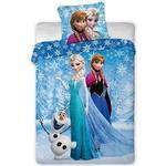 Frozen Børneværelse Disney Frozen Junior Sengetøj 100x140cm