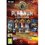 Euro truck simulator 3 pc PC spil Euro Truck Simulator 2 - Platinum Edition