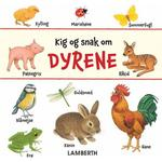 Kig og snak om dyrene (Papbog, 2019)