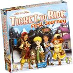 Ticket to Ride: First Journey Europe