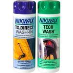 Tøjpleje & Imprægnering Nikwax Tech Wash 300ml + TX Direct 300ml