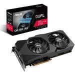 Radeon RX 5700 Grafikkort ASUS Radeon RX 5700 Dual EVO OC HDMI 3xDP 8GB
