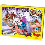 Børnespil Haba Rhino Hero Super Battle