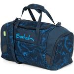 Sportstaske - Børnetaske Satch Satch Duffle Bag - Blue Compass