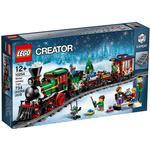 Byggesæt Lego Creator Juletog 10254