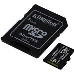 Hukommelseskort Kingston Canvas Select Plus microSDXC Class 10 UHS-I U1 V10 A1 100MB/s 128GB +Adapter