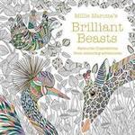 Millie Marotta's Brilliant Beasts (Paperback, 2019)