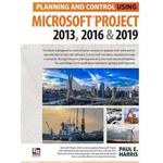 Planning and Control Using Microsoft Project 2013, 2016 & 2019 (Hæfte, 2019)