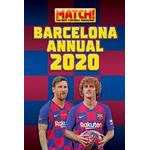 The Official Match! Barcelona Annual 2020 (Hardback, 2019)