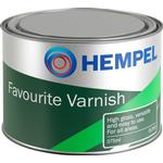 Hempel varnish Bådudstyr Hempel Favourite Varnish 375ml