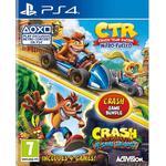 Crash Team Racing: Nitro-Fueled & Crash Bandicoot N.Sane Trilogy