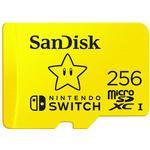 Hukommelseskort SanDisk Gaming microSDXC Class 10 UHS-I U3 100 / 90MB / s 256GB