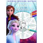 Disney målarbok 24 sider Frost 2