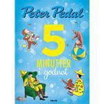 Fem minutter i godnat - Peter Pedal: Curious George's 5 Minute Stories