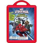 Spider-Man: An Amazing Book and Magnetic Play Set: Book and Magnetic Play Set