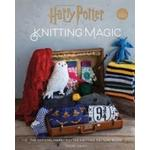 Harry Potter Knitting Magic: The Official Harry Potter Knitting Pattern Boo