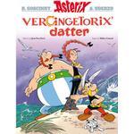 Hæftet - Komiske- & Grafiske noveller Bøger Asterix 38: Vercingetorix' datter