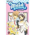 Maid sama Bøger Maid-sama 01