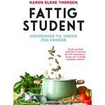 Fattig student: Ugemenuer til under 200 kroner