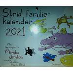 Strid familiekalender 2021 (Bog, Hæftet)