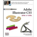 Adobe Illustrator CS5 One-on-One (Bog, Paperback / softback)