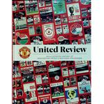 United Review: The Illustrated History of Manchester... (Bog, Hardback)