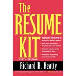 The Resume Kit (Bog, Paperback / softback)