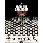 360 degrees Bøger From The Ground Up: U2 360 Degrees Tour Official Photobook (Bog, Hardback)