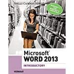 Microsoft (R) Word 2013: Introductory (Bog, Paperback / softback)