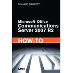Microsoft Office Communications Server 2007 R2 How-To (Bog, Paperback)