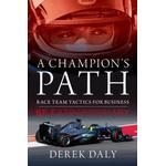 A Champion's Path: Race Team Tactics for Business be... (Bog, Hardback)