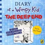Diary of a Wimpy Kid: The Deep End (Book 15) (Lydbog, CD-Audio)