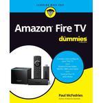 Amazon Fire TV For Dummies (Bog, Paperback / softback)