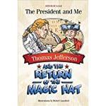 Thomas Jefferson and the Return of the Magic Hat (Bog, Paperback / softback)
