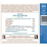 Prelude Musik CD Gavle SO - Stenhammar: Serenade (Serenade / Florez And Blanzeflor / Ithaca / Prelude and Bourree)