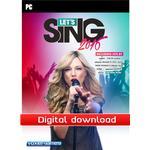 Musik PC spil Let's Sing 2016