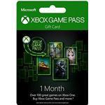 Gavekort Microsoft Xbox Game Pass - 1 Month