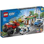 Politi Legetøj Lego City Police Monstertruck-Kup 60245