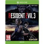 Adventure Xbox One spil Resident Evil 3