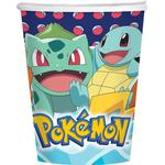 Amscan Paper Cup Pokemon 8-pack