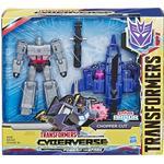Actionfigur Hasbro Transformers Cyberverse Spark Armor Megatron E4327