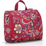 Toilet- og kosmetiktasker Reisenthel Toiletbag XL - Paisley Ruby