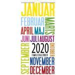 Burde 2020 Mayland Familiekalender TrendArt