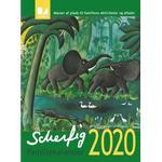 Lamberth 2020 Hans Scherfig Familiekalender