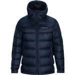Herretøj Peak Performance Frost Down Jacket - Blue Shadow