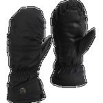 Hestra PrimaLoft Leather Mitt - Black