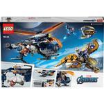 Superhelte Legetøj Lego Marvel Avengers Hulk Helikopterredning 76144