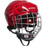 Ishockeyudstyr CCM HTC Fitlite 50 Combo Ishockeyhjelme