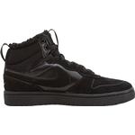 Nike Court Borough Mid 2 Winter GS - Black